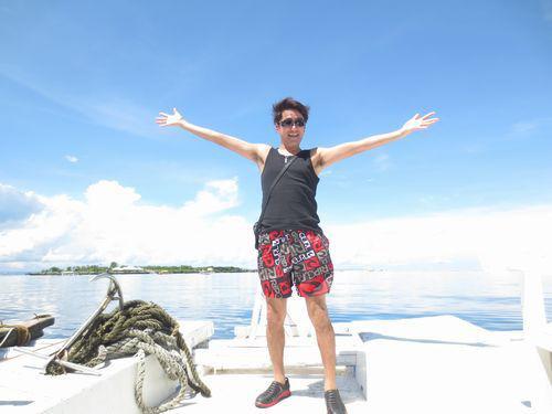 中年男子が人生を謳歌する!世界を旅するフリーな一級建築士増山大のブログ-海06