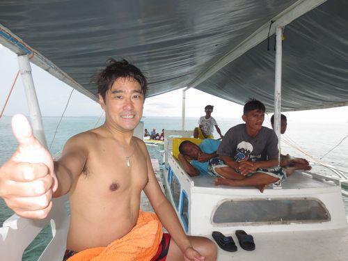 中年男子が人生を謳歌する!世界を旅するフリーな一級建築士増山大のブログ-海15