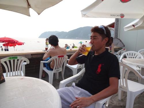 中年男子が人生を謳歌する!世界を旅するフリーな一級建築士増山大のブログ-海岸03