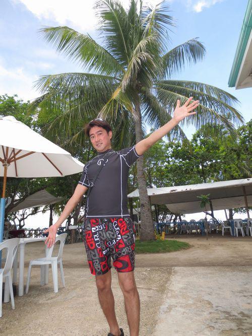 中年男子が人生を謳歌する!世界を旅するフリーな一級建築士増山大のブログ-海11